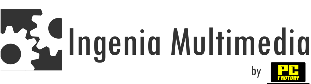 Logo Ingenia Multimedia Agencia Web y Marketing